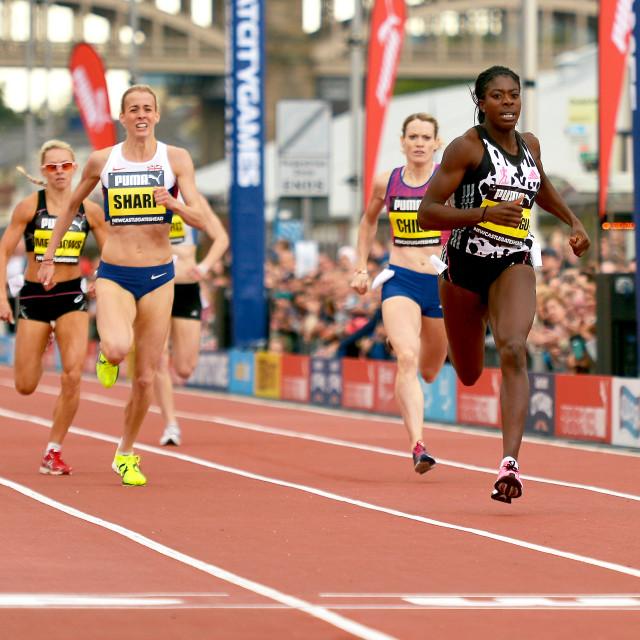 """British Athletics"" stock image"