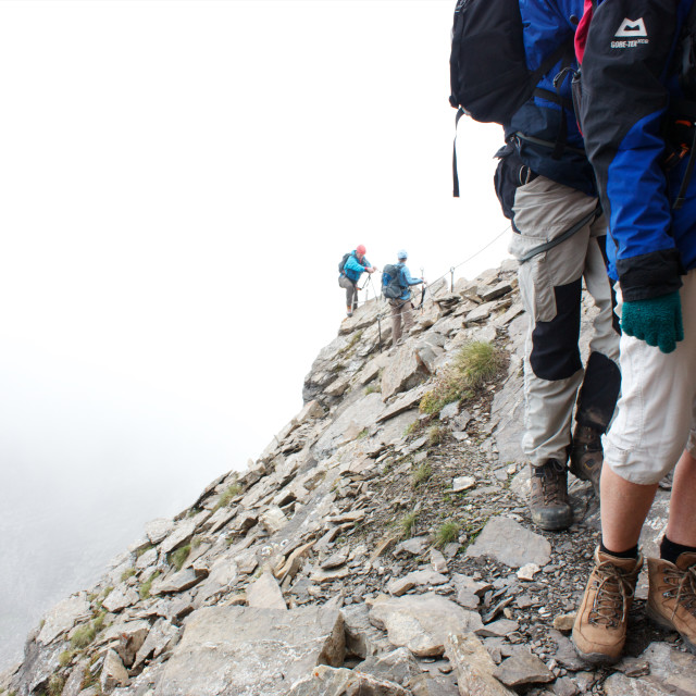 """via ferrata"" stock image"