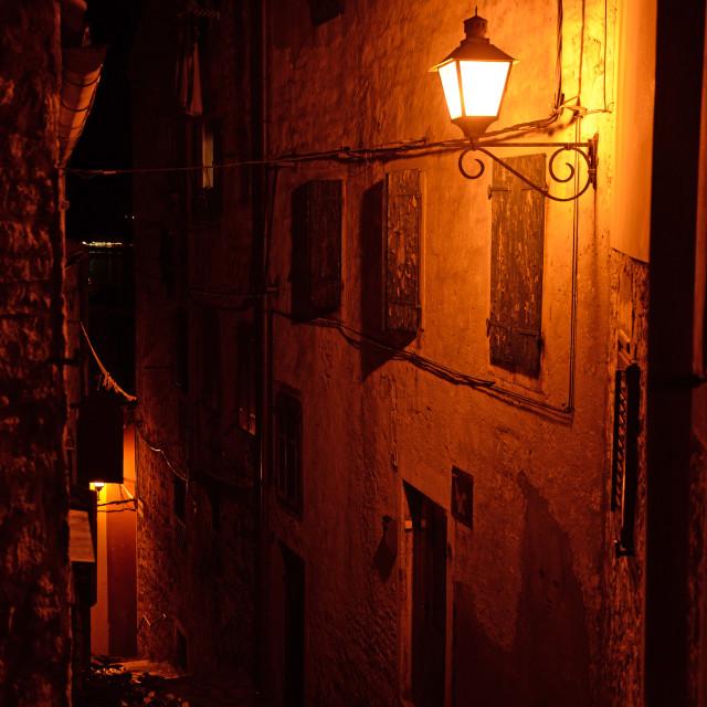 """Rovinj, Croatia"" stock image"