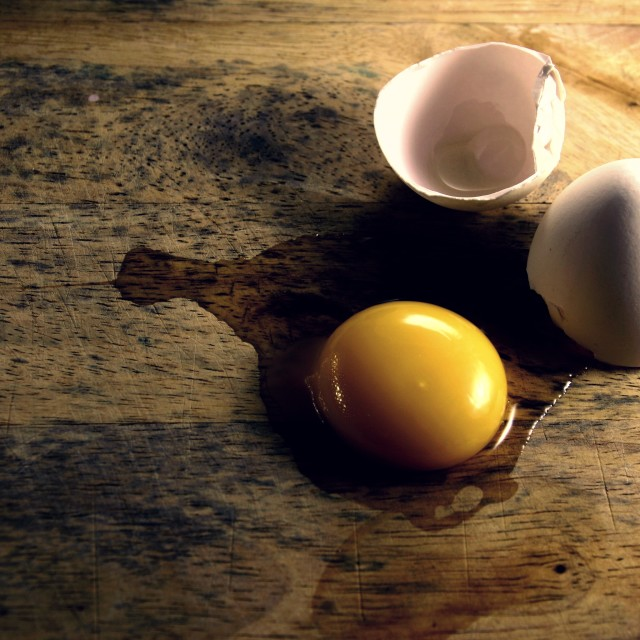 """cracked egg"" stock image"