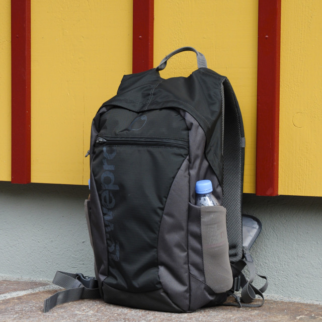 """Backpack"" stock image"