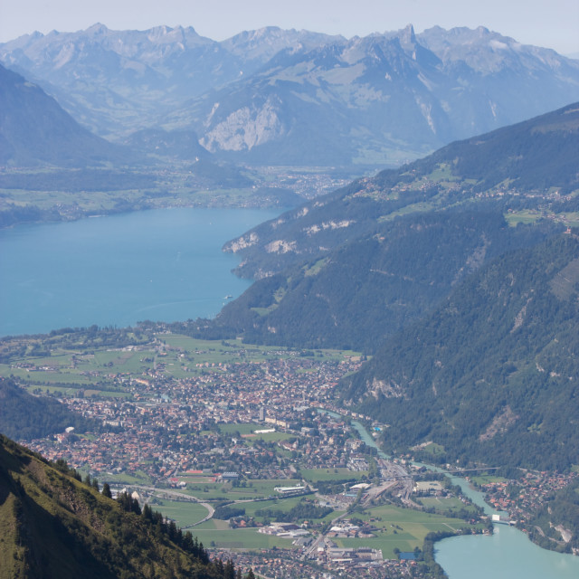 """interlaken"" stock image"