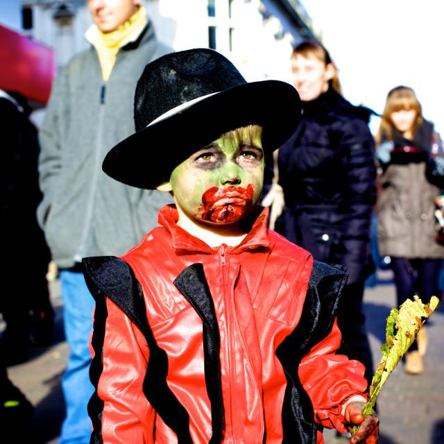 """Zombie Thriller"" stock image"