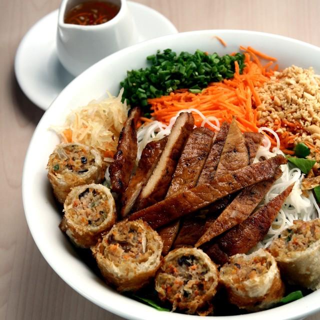"""""""Ramen noodle soup. Asian food."""" stock image"""