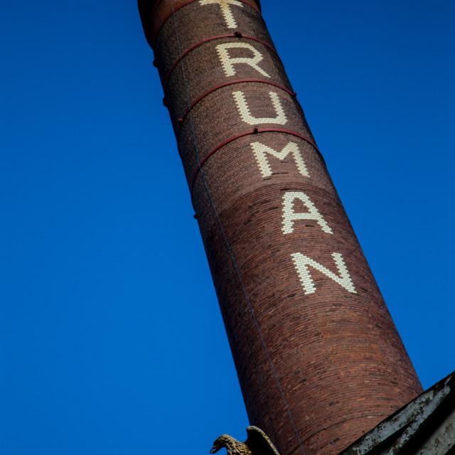 """Truman"" stock image"