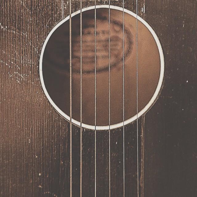 """Strings"" stock image"