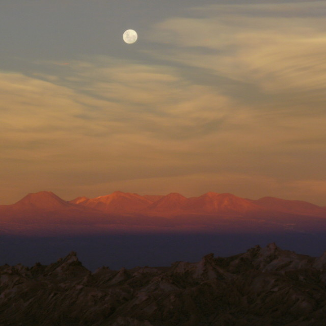 """San Pedro De Atacama"" stock image"