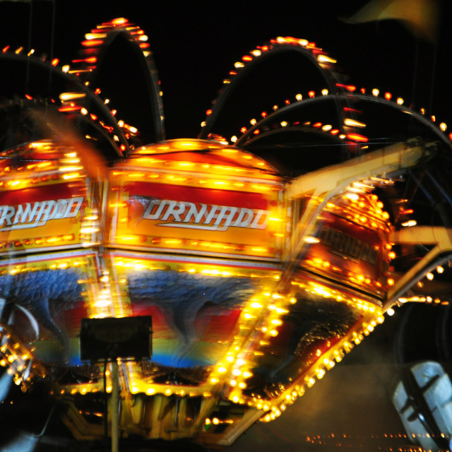 """Fair Ride"" stock image"