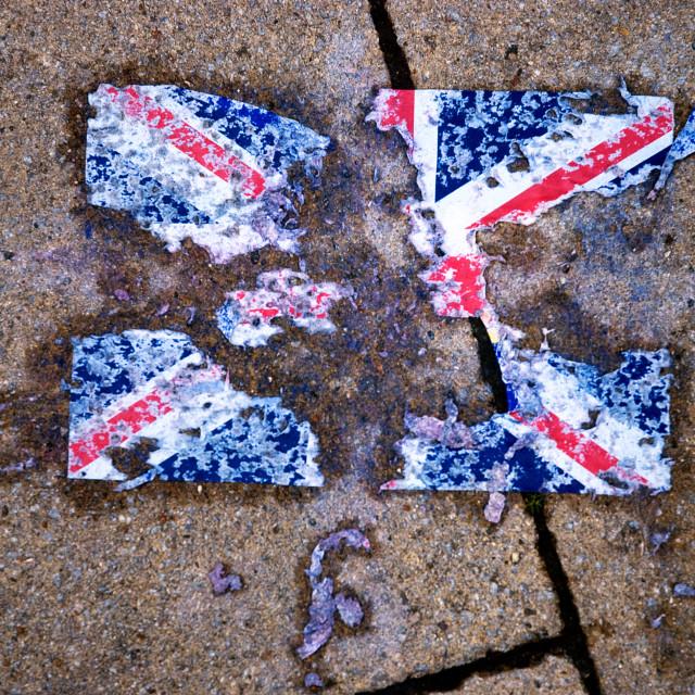 """A United Kingdom"" stock image"