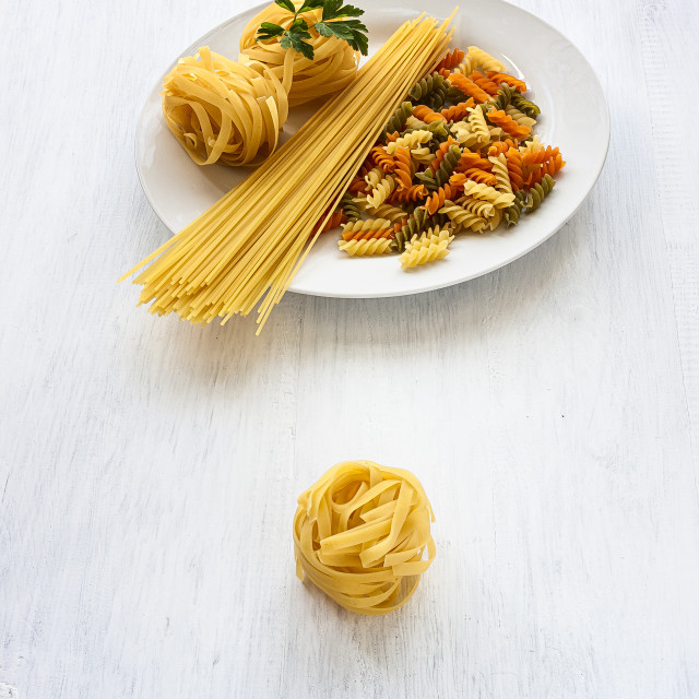 """Italian food"" stock image"