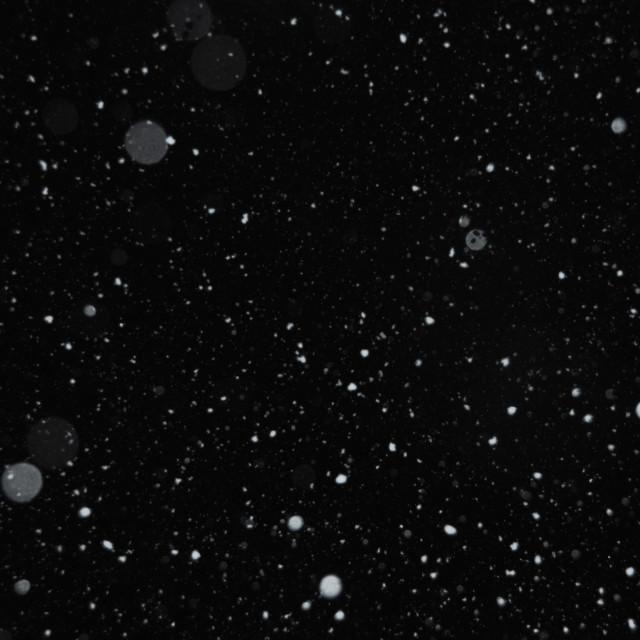"""""""snow storm winter sky"""" stock image"""