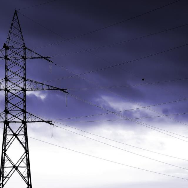 """""""Electric Grid"""" stock image"""
