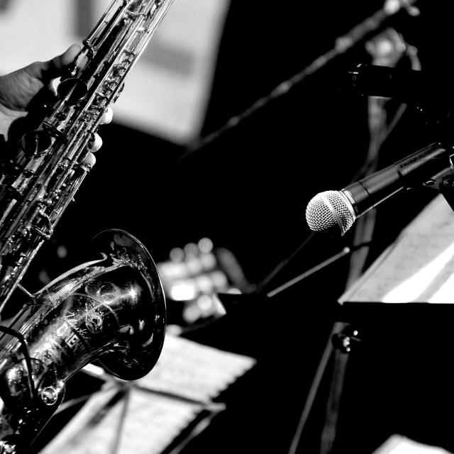 """Jazz Music"" stock image"