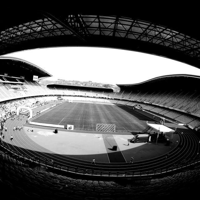 """Stadium"" stock image"