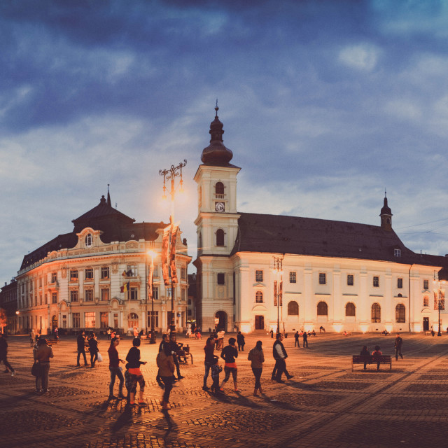 """Sibiu"" stock image"
