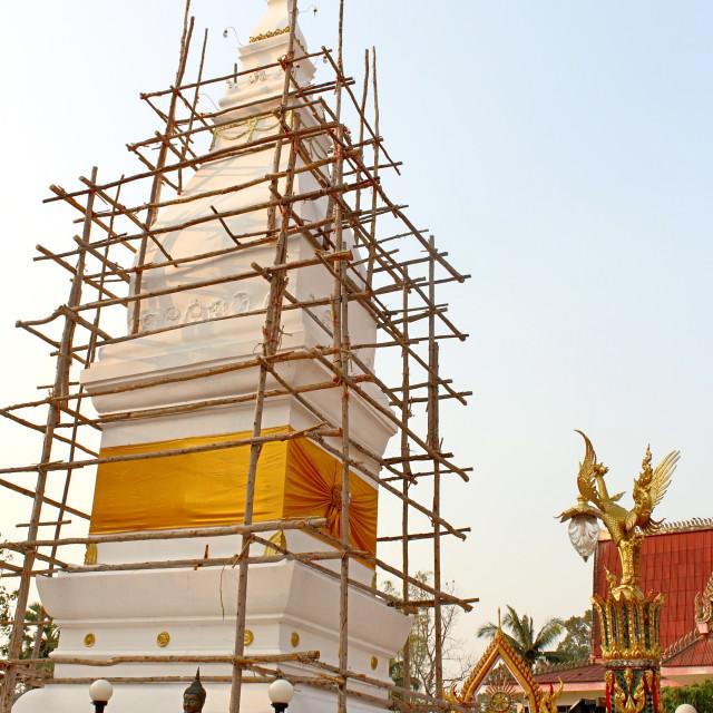 """Thailand Architecture"" stock image"