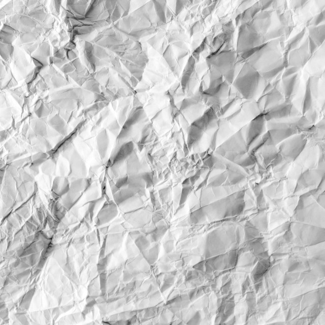 """crumpled paper"" stock image"