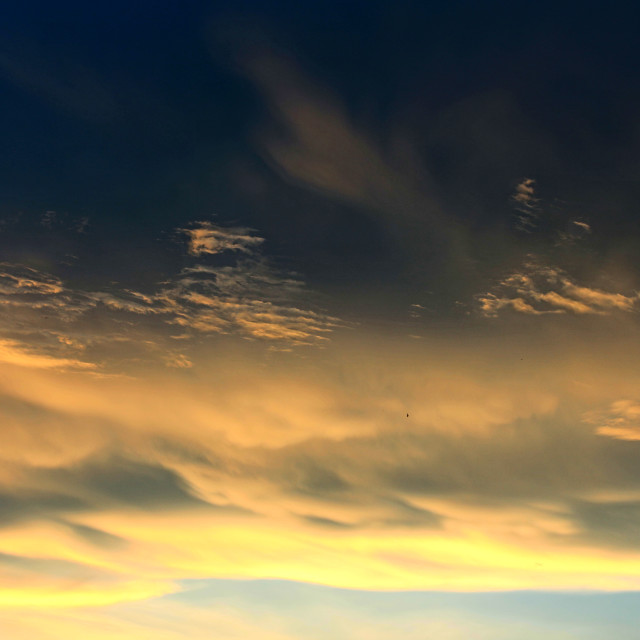 """""""sky clouds and sun"""" stock image"""