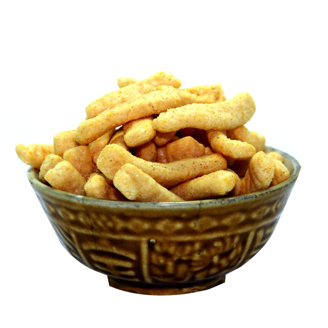 """""""Delicious snack food"""" stock image"""