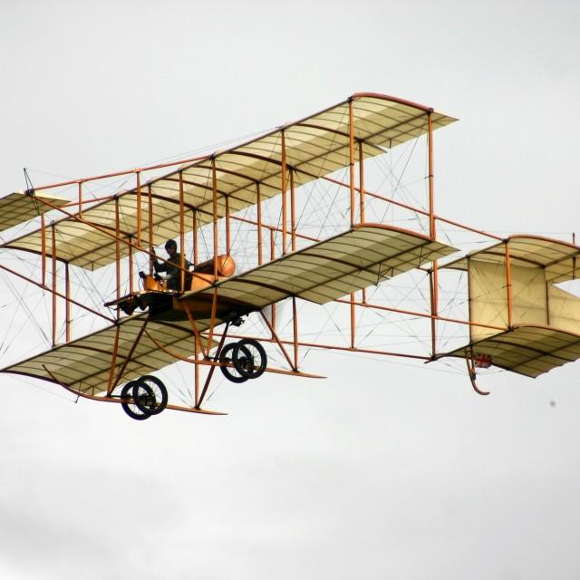 """""""Bristol Boxkite"""" stock image"""