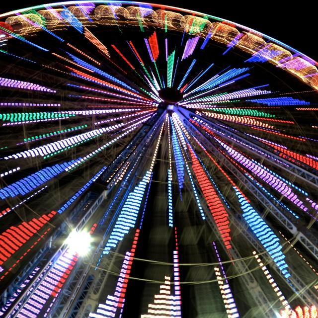 """""""merry go round"""" stock image"""