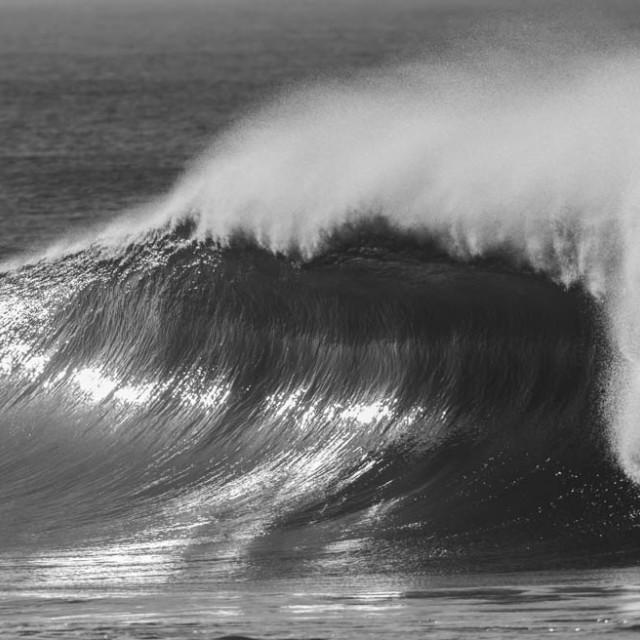 """Wave Power"" stock image"