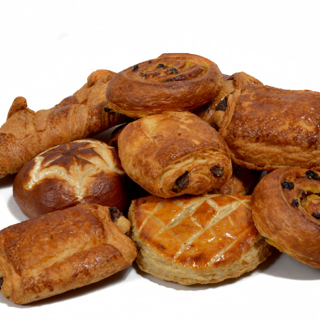 """french pastries"" stock image"