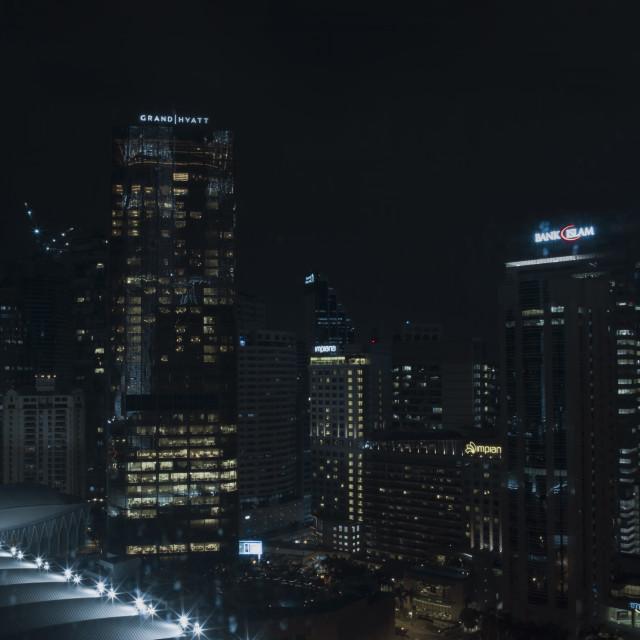 """""""Kuala Lumpur City"""" stock image"""
