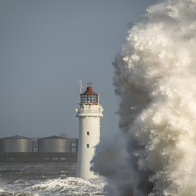 """High seas"" stock image"