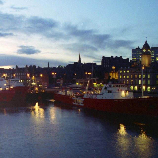 """Aberdeen"" stock image"