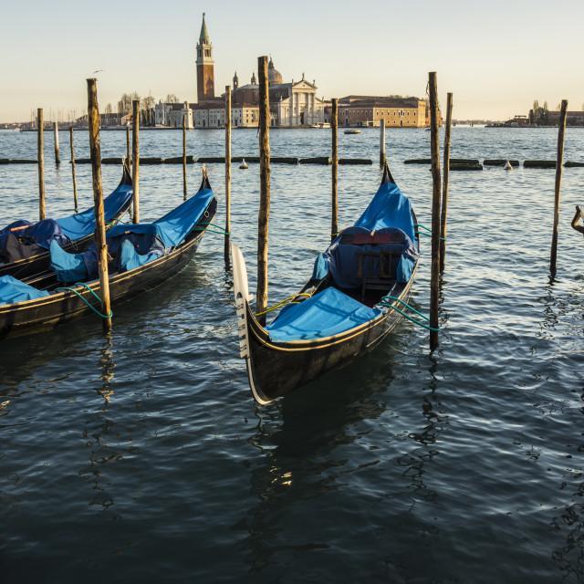 """""""Gondola park"""" stock image"""