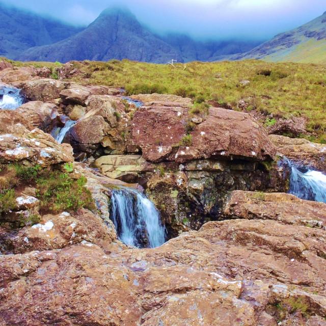 """""""The Isle of Skye."""" stock image"""