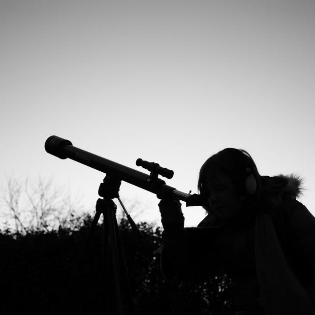 """""""Telescope"""" stock image"""