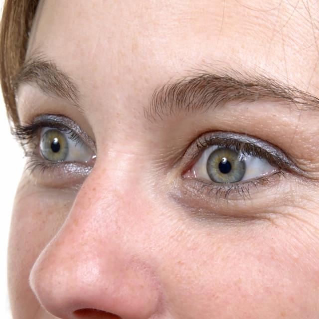 """""""blue eyes"""" stock image"""