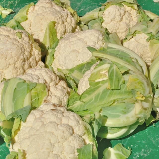 """""""Cauliflower"""" stock image"""