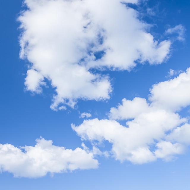 """Sky background"" stock image"