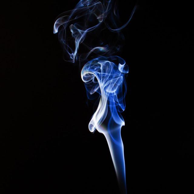 """""""Abstract smoke"""" stock image"""