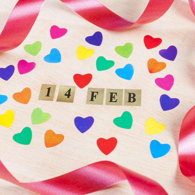 """Valentines day"" stock image"