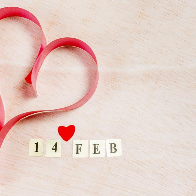 """Valentine's day"" stock image"