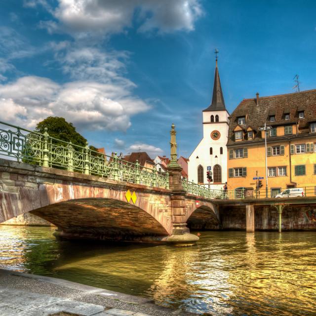 """Strasbourg"" stock image"