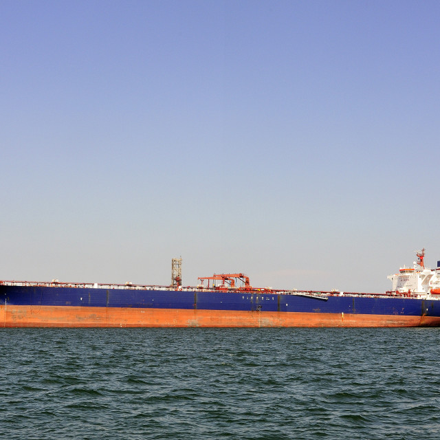 """quay tanker to discharge"" stock image"
