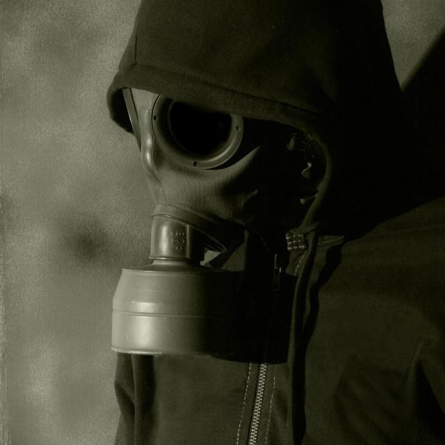 """gas mask"" stock image"