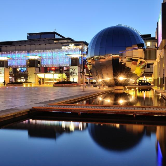 """""""Millennium Square Bristol"""" stock image"""