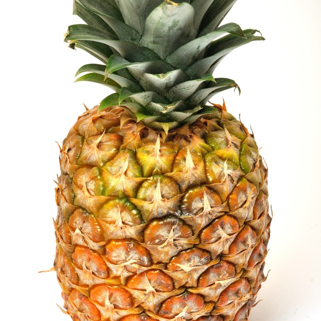 """""""A pineapple"""" stock image"""