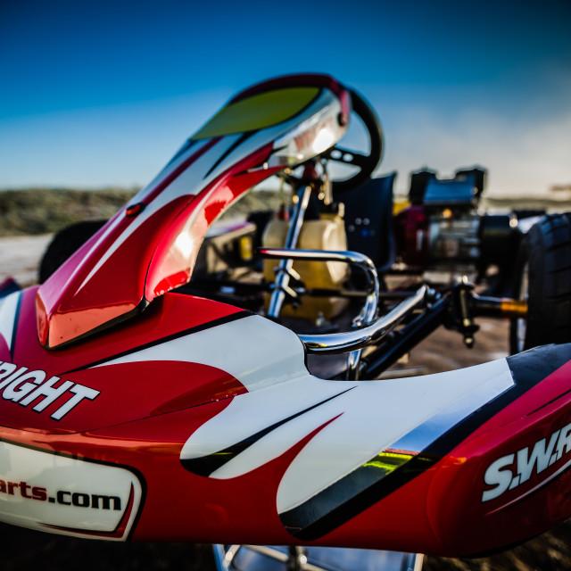 """Wright Kart"" stock image"