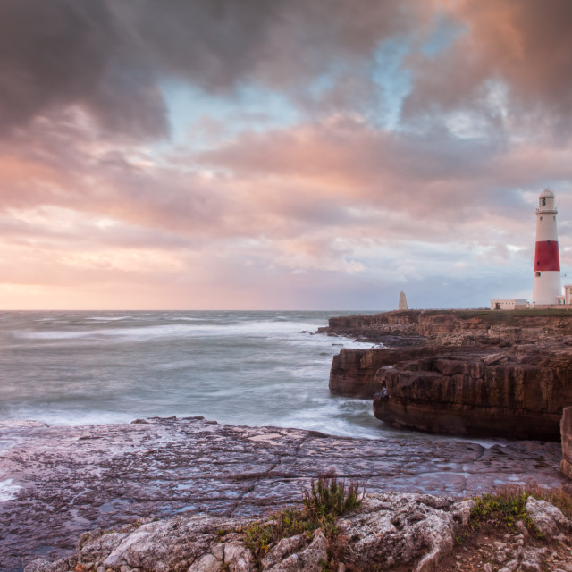 """Portland Bill"" stock image"