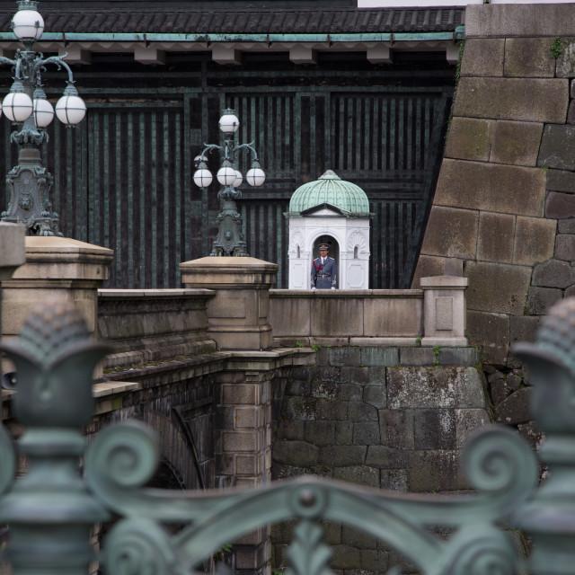 """""""Ancient Bridge"""" stock image"""