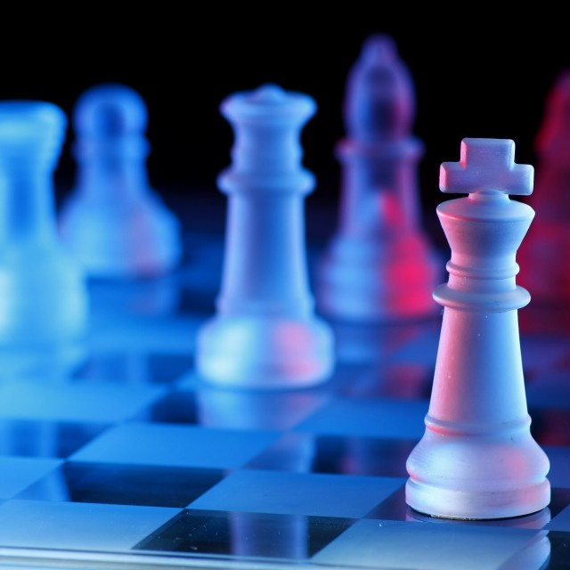 """Chess Board Game"" stock image"