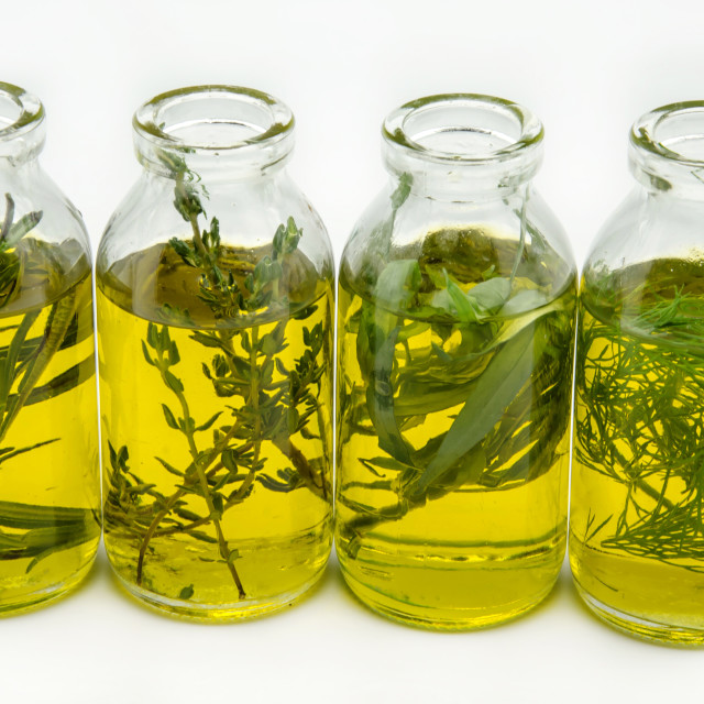 """""""Extra virgin olive oil"""" stock image"""