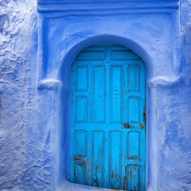 """Chaouen"" stock image"